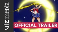 Sailor Moon R the Movie on Blu-Ray DVD - Official English Trailer