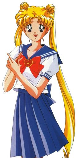 Serena (Sailor Moon S)