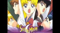 Sailor Moon The Full Moon Collection Track 19 - Melvin
