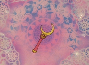 Crescent Moon Wand