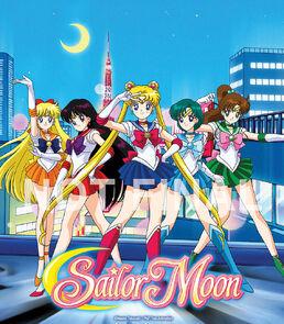 Sailor Moon (redubbed) DVD Teaser