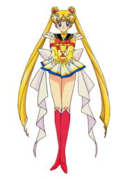 Super Sailor Moon (Chalice) I