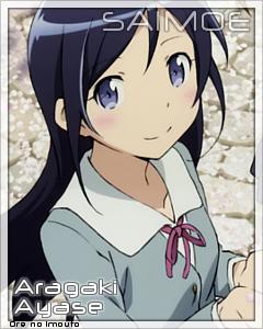 Aragaki ayase