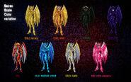 Color Variation:Siren Sorrento