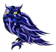 Owl Surplice