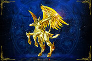 Sagitario god cloth soul of gold by saintaldebaran-d8tlaf7