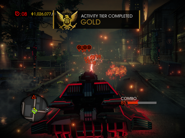 File:Tank Mayhem - Gold Activity Tier Completed in Saints Row IV.png