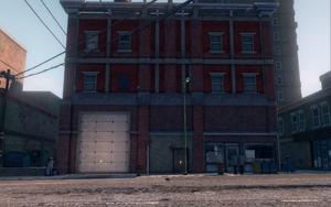 Shaundi's Loft exterior SRTT