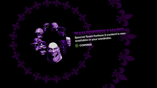 File:DLC unlock SRTT - Valve Clothing Pack - Team Fortress 2 Masks.png