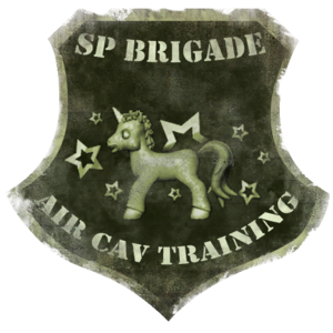 Armory - SP Brigade badge