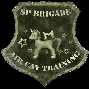 Armory - SP Brigade badge