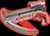 SRGooH weapon pistol Energy Caster