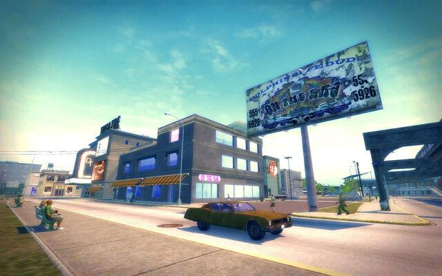 File:Sunsinger in Saints Row 2 - On The Rag billboard.jpg