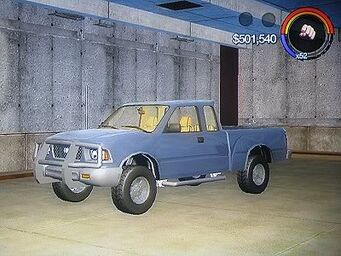 Varsity - front left in Saints Row 2