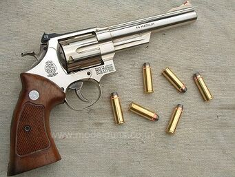.44 Shepherd - real life .44 Magnum cartridges
