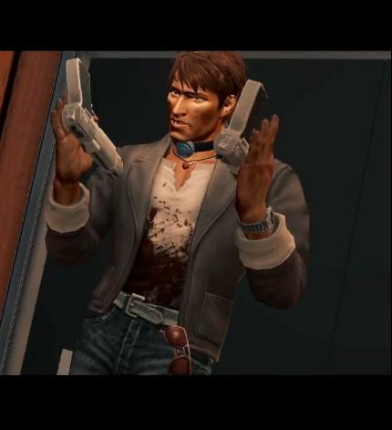 File:Josh Birk twirling pistols.jpg