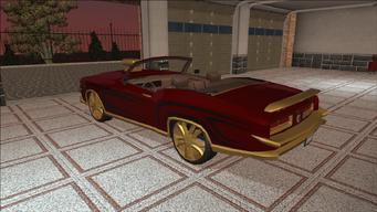 Saints Row variants - Vegas - Gang LC - rear left