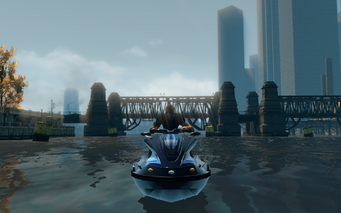 Shark - front in Saints Row The Third