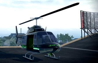 Oppressor - News variant unlocked after Airborne Assault - front right