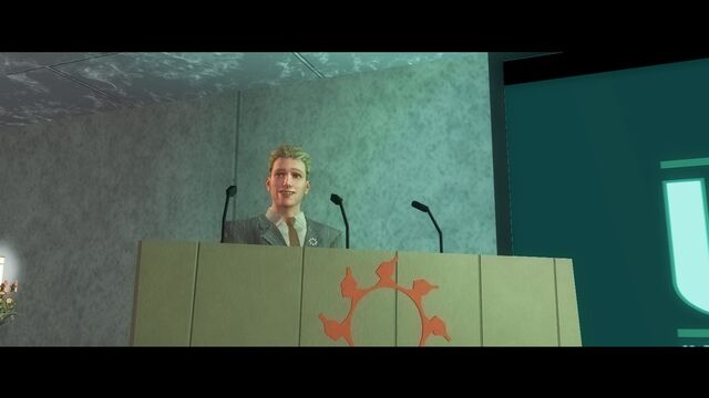 File:An Amazing Quarter - Dane Vogel at podium.jpg