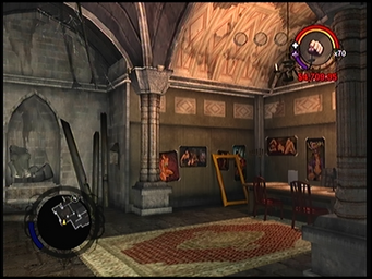 Saints Row Church - Gat room