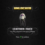 Saints Row unlockable - Customization Items - Leather Face - Racing outfit