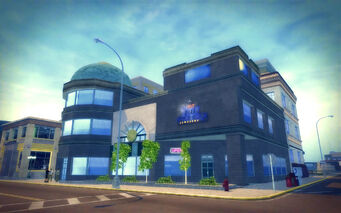 Mission Beach in Saints Row 2 - On Thin Ice