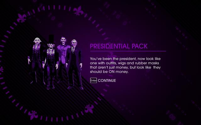 File:Saints Row IV Presidental Pack unlock screen.png