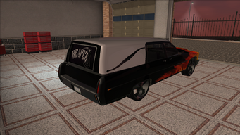 Saints Row variants - Reaper - Bling - rear right