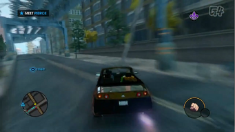 Neuron - convertible with Nitrous in Saints Row The Third