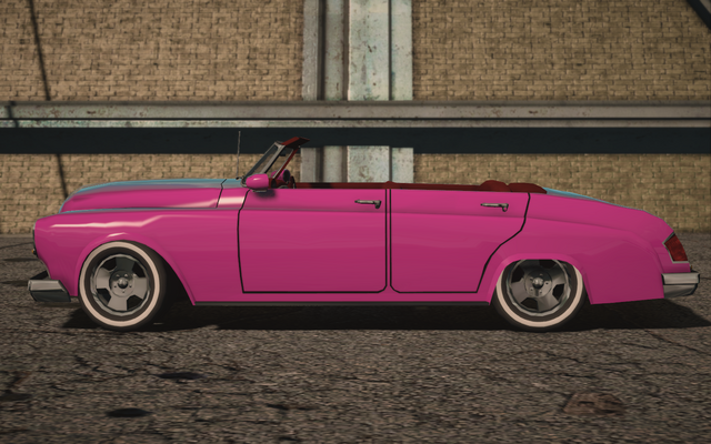 File:Saints Row IV variants - Gunslingerp Convertible - side.png