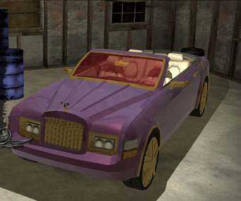 Gang Customization in Saints Row 2 - Justice