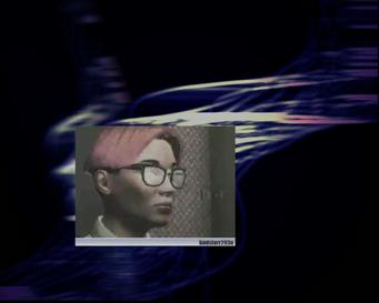 Lindsey over webcam