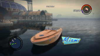 Miami - front left with logo in Saints Row 2