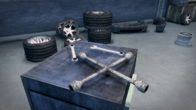 File:Donnie's - Interior in Saints Row 2 - tools up close.jpg