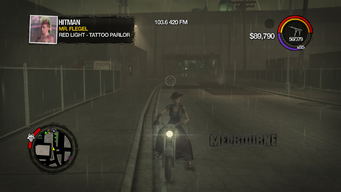 Melbourne - front with logo in Saints Row 2