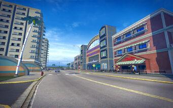 Stilwater Boardwalk - street