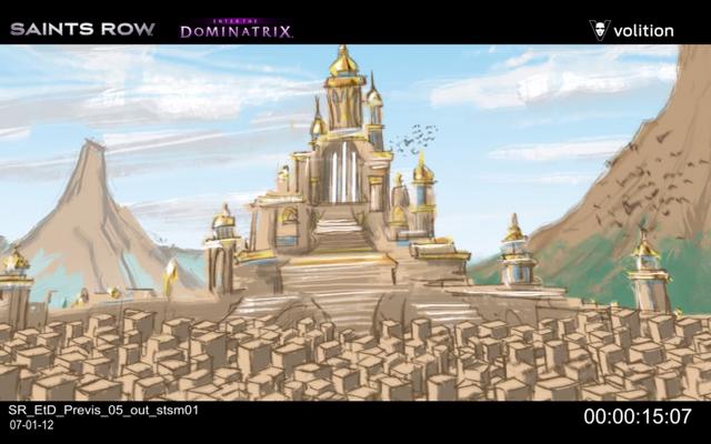 File:Escape the Dominatrix - castle concept art.png