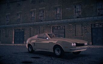 Hammerhead - front right in Saints Row IV