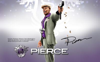 Pierce - Saints Row The Third promo