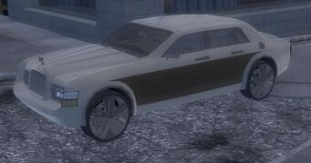 Justice - Bling variant - front left in Saints Row 2