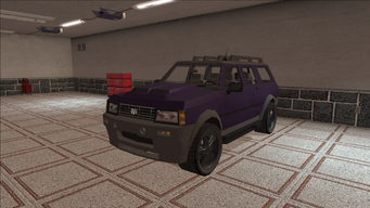 Saints Row variants - Traxx Master - Gang 3SS lvl3 - front left