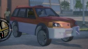 Quasar - front right in Saints Row 2