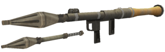 RPG Launcher - Saints Row 2 model