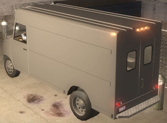 Delivery Truck - rear left in Saints Row 2