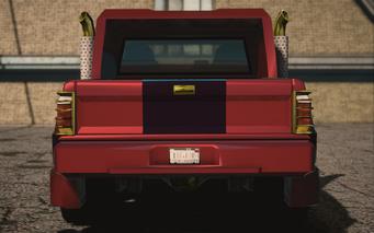 Saints Row IV variants - Compensator BH - rear