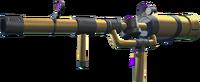 SRIV Explosives - RPG - Potato Gun - Gold-Trimmed