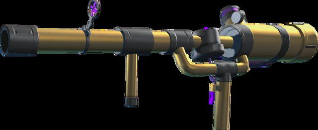 File:SRIV Explosives - RPG - Potato Gun - Gold-Trimmed.png