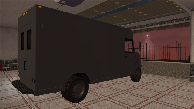 File:Saints Row variants - Delivery Truck - Unmarked - rear right.png