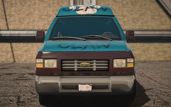 Saints Row IV variants - Anchor Escort3 - front